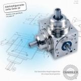 Spiral-Kegelradgetriebe