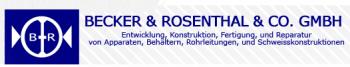 Becker & Rosenthal & Co.  Apparate-, BehÄlter- & Rohrleitungsbau GmbH