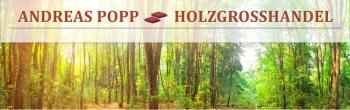 Andreas Popp Grosshandel mit Holz