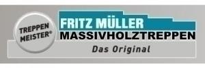Fritz Müller Massivholztreppen