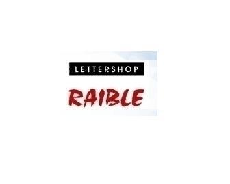 Lettershop Raible