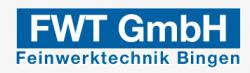 Professional tool shop / FWT GmbH Feinwerktechnik Bingen