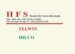 Handel für Schweißtechnik Inh.: Dipl.-Ing.(FH) Steffen Schiller